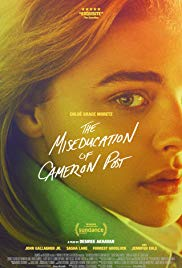 Watch Free The Miseducation of Cameron Post (2018)