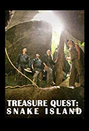 Watch Free Treasure Quest: Snake Island (2015)