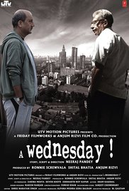 Watch Free A Wednesday (2008)