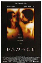 Watch Free Damage (1992)