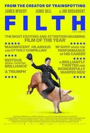 Watch Free Filth (2013)