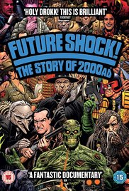 Watch Free Future Shock! The Story of 2000AD (2014)