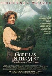 Watch Free Gorillas in the Mist (1988)
