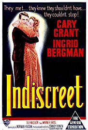 Watch Free Indiscreet (1958)