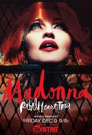 Watch Free Madonna: Rebel Heart Tour (2016)