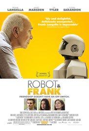 Watch Free Robot & Frank (2012)