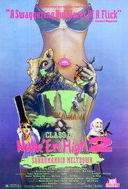 Watch Free Class of Nuke Em High Part II: Subhumanoid Meltdown (1991)