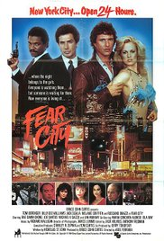 Watch Free Fear City (1984)