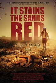 Watch Free It Stains the Sands Red (2016)
