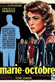 Watch Free MarieOctobre (1959)