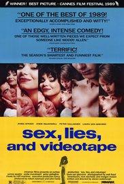 Watch Free Sex, Lies, and Videotape (1989)
