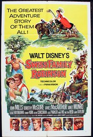 Watch Free Swiss Family Robinson (1960)