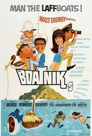 Watch Free The Boatniks (1970)