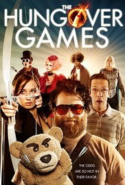 Watch Free The Hungover Games (2014)