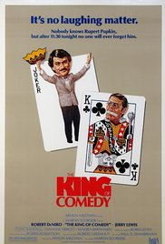 Watch Free The King of Comedy (1982)