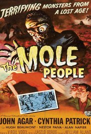Watch Free The Mole People (1956)