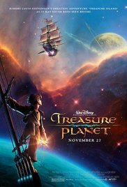 Watch Free Treasure Planet (2002)