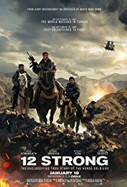 Watch Free 12 Strong (2018)