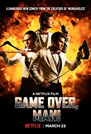 Watch Free Game Over, Man! (2018)