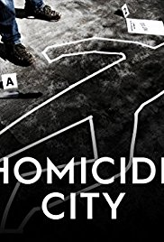 Watch Free Homicide City (2018)