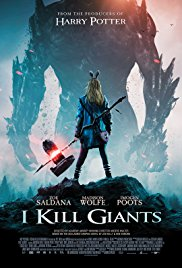 Watch Free I Kill Giants (2017)