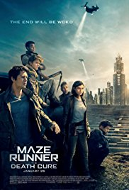 Watch Free Maze Runner: The Death Cure (2018)