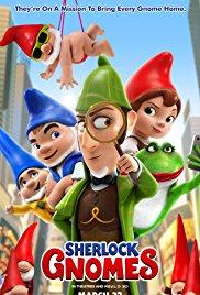 Watch Free Sherlock Gnomes (2018)