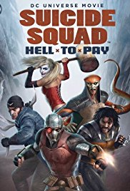 Watch Free Suicide Squad: Hell to Pay (2018)