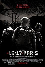 Watch Free The 15:17 to Paris (2018)