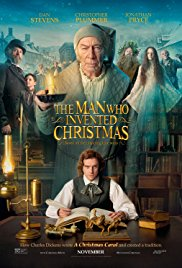 Watch Free The Man Who Invented Christmas (2017)