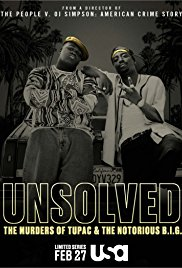 Watch Free Unsolved: The Murders of Tupac and the Notorious B.I.G. (2018)