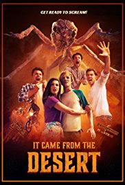 Watch Free It Came from the Desert (2017)
