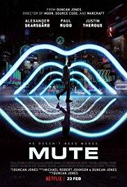 Watch Free Mute (2018)
