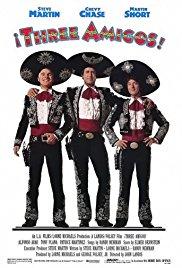 Watch Free Â¡Three Amigos! (1986)