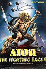 Watch Free Ator, the Fighting Eagle (1982)