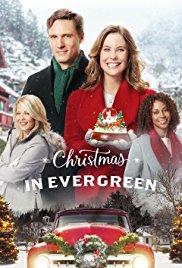 Watch Free Christmas In Evergreen (2017)