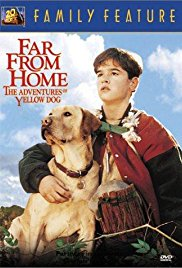 Watch Free Far from Home: The Adventures of Yellow Dog (1995)