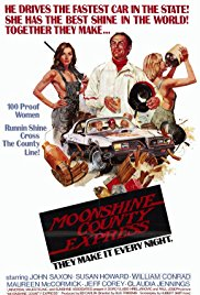 Watch Free Moonshine County Express (1977)