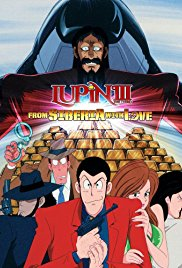 Watch Free Lupin the 3rd: From Siberia with Love (1992)
