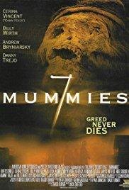 Watch Free Seven Mummies (2006)