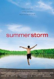 Watch Free Summer Storm (2004)