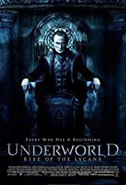 Watch Free Underworld: Rise of the Lycans (2009)