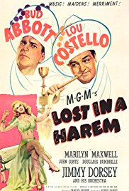 Watch Free Lost in a Harem (1944)