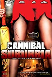 Watch Free Cannibal Suburbia (2008)