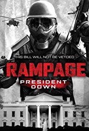 Watch Free Rampage: President Down (2016)