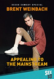 Watch Free Brent Weinbach: Appealing to the Mainstream (2017)
