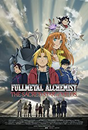 Watch Free Fullmetal Alchemist: The Sacred Star of Milos (2011)