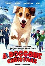 Watch Free A Doggone Christmas (2016)