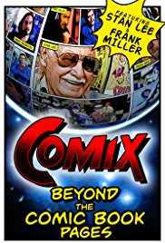 Watch Free COMIX: Beyond the Comic Book Pages (2016)