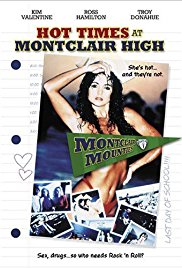Watch Free Hot Times at Montclair High (1989)